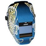 Jackson Safety Gold Wings Welding Helmet - Auto-Darkening Lens - 3.93 in Viewing Width - 2.36 in Viewing Height - 036000-46100