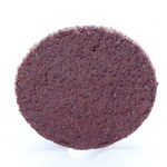 Standard Abrasives Coated A/O Aluminum Oxide AO Brown Quick Change 2 Ply Disc - X Weight - 60 Grit - Medium - 3/4 in Diameter - 522105
