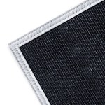 Wilson Black Fiberglass 24 oz Welding Blanket - 4 ft Width - 6 ft Length - 036000-37597