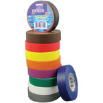 Polyken White Insulating Tape - 3/4 in Width x 66 ft Length - 7 mil Thick - Electrically Insulating - B17 3/4 X 66FT WHITE