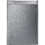 Shipping Supply Silver Cool Shield Bubble Mailers - 17 in x 12 in x 0 in - SHP-2285