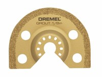Dremel Multi-Max Saw Blade - 2.67 in Width x 0.125 in Thick - 2.67 in Length - Carbide - MM500