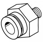 Weller CSF-D Desoldering Head - 30071