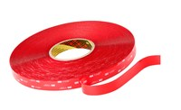 3M 4910 Clear VHB Tape - 1 in Width x 36 yd Length - 40 mil Thick - 64590