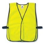 Ergodyne Glowear 8010HL High-Visibility Lime Universal Polyester Mesh High-Visibility Vest - 720476-20020