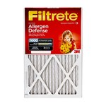 3M Filtrete Air Filter - 25 in Width - 16 in 25 in Height - 09801