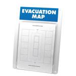 Brady Prinzing Evacuation Map Holder - EVACU8