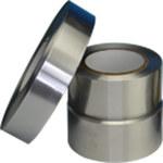 Polyken Silver Aerospace Tape - 10 in Width x 60 yd Length - 5 mil Thick - 345SW 10 X 60YD ALUM