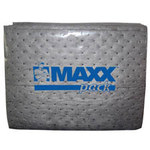 Brady Maxx Polypropylene 29 gal Absorbent Pad 110431 - 15 in Width - 19 in Length - 662706-89173