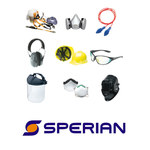 Sperian Optisorb 100% Cotton Protective Earmuff Replacement Part Kit - 033552-004578