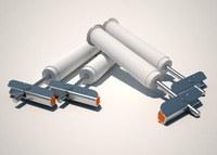 DBI-SALA Grey Toggle Bolt - 6 in Length - 840779-01306
