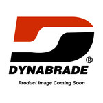 Dynabrade Sanding Disc Backing Pad - Hook & Loop Attachment - 5 in Diameter - Non-Vacuum - 54327T