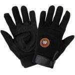 Global Glove Hot Rod HR9000 Black Large Synthetic Leather Work Gloves - HR9000/LG
