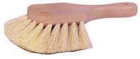 Weiler 440 Utility Scrub Brush - White Tampico Bristle - Hardwood Block - 8 in Overall Length - 44014