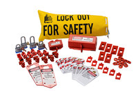 Brady Lockout/Tagout Kit - 754473-70866