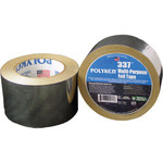 Polyken Aluminum Tape - 2 in Width x 50 yd Length - 3.7 mil Total Thickness - 337 2 X 50YD