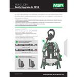 MSA Filter Adapter - 641817-08596