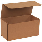 Shipping Supply Kraft Corrugated Mailers - 12 in x 6 in x 6 in - SHP-11809