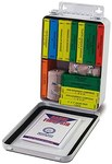North First Aid Kit - Plastic Case Construction - 35-P16L