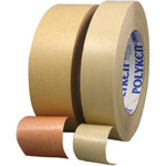 Polyken Clear Splicing & Core Starting Tape - 1 in Width x 60 yd Length - 2.1 mil Thick - Kraft Paper Liner - 065 1 X 60YD