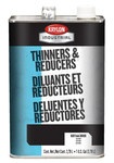 Krylon Industrial Coatings K0166 Paint Thinner - Liquid 5 gal Can - 02455