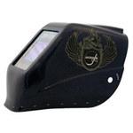 Jackson Safety Carbon Fiber Welding Helmet - Auto-Darkening Lens - 036000-46156