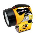 Rayovac Industrial Lantern - Swivel Stand - 75 Lumens - (1) 6V Battery Batteries Included - I6V-B2A*