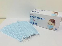 Flat Fold Surgical Mask - MEIJOY 1810