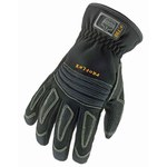 Ergodyne Proflex 730 Black XL Armortex/EVA/Kevlar/Leather/PVC/Spandex Work Gloves - 16385