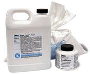 Devcon Floor Patch Base & Accelerator (B/A) Asphalt & Concrete Sealant - Gray Liquid 10 lb Pail - 13100