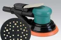 "58054 5"" (127 mm) Dia. Self-Generated Vacuum Dynorbital-Spirit Mesh Abrasive System"