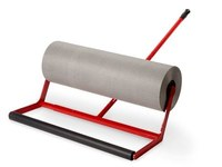 3M Gray Dirt Trap Masking Material - 28 in Width x 300 ft Length - Adhesive Backed - 37852