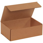 Shipping Supply Kraft Corrugated Mailers - 9 in x 6 in x 3 in - SHP-13567
