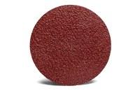 3M 782C Coated Ceramic Quick Change Disc - Fibre Backing - 80+ Grit - 2 in Diameter - 89675