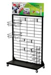 3M Accuspray PPS 2.0 Display Rack - 16434