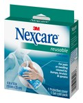 3M Nexcare Reusable Cold Pack - 051131-18413 - 4 in x 10 in - 2646PEG