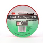 3M 3903 Red Duct Tape - 2 in Width x 50 yd Length - 6.5 mil Thick - 06992