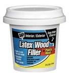 Dap Plastic Wood Filler Natural Paste 0.25 pt Tub - 08111