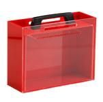 Brady Prinzing Red Group Lockout Box 45581 - 754473-45581