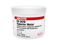 Loctite EA 3478 Abrasion-Resistant Coating 209822 - 1 lb Kit - 97473, IDH:209822