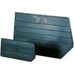 Black Plastic Bin Dividers - 4.62 in Length - SHP-3010