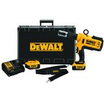 Dewalt Max Press Tool Kit - 4 in Capacity - DCE200M2