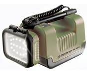 Pelican RALS 9435 OD Green Remote Area Lighting System - 1500 Lumens 18 LEDs - 98667