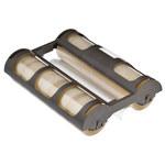 Brady 105041 Polyester Laminator Roll - 12 in Width - 50 ft Length - 57091
