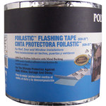 Polyken Foilastic Silver Flashing Tape - 3 in Width x 50 ft Length - 35 mil Thick - 626-35 3 X 50FT ALUM