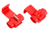 3M Scotchlok 905-BOX Red Tap Connector - Tap Connector - 0.11 in Max Insulation Outside Diameter - 06128