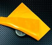 Brady Slikstopper Yellow PVC Seal - 18 in Width - 662706-89001
