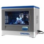 Dremel 3D20-01 White Metal, Glass 3D Printer - 19.1 in Width - 15.7 in Height - 03880