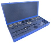 Greenfield Threading Little Giant 1387 Tap & Die Set - 423164