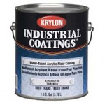 Krylon Industrial Coatings K0500 Gray Gloss Acrylic Enamel Paint - 1 gal Can - 02500